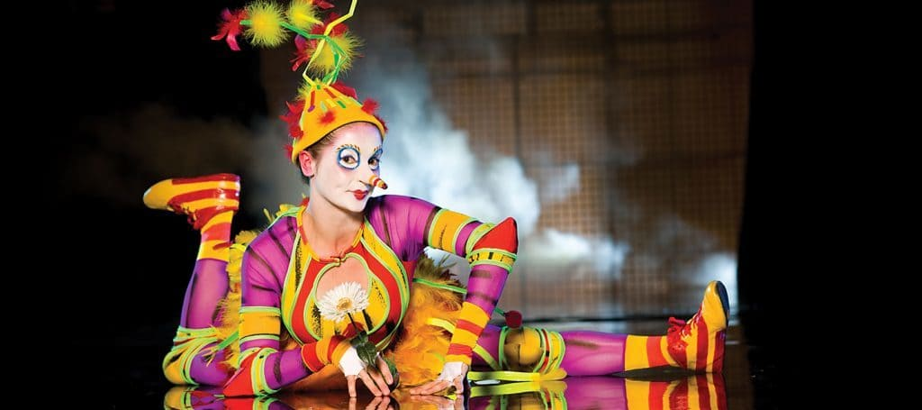 Cirque Du Soleil La Nouba at Disney Springs