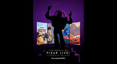 'The Music of Pixar Live!' at Disney's Hollywood Studios