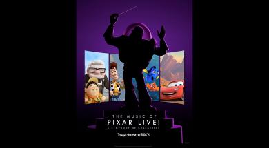 'The Music of Pixar Live!' at Disney's Hollywood Studios