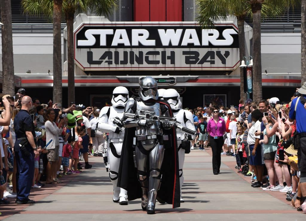 March of the First Order at Disney's Hollywood Studios