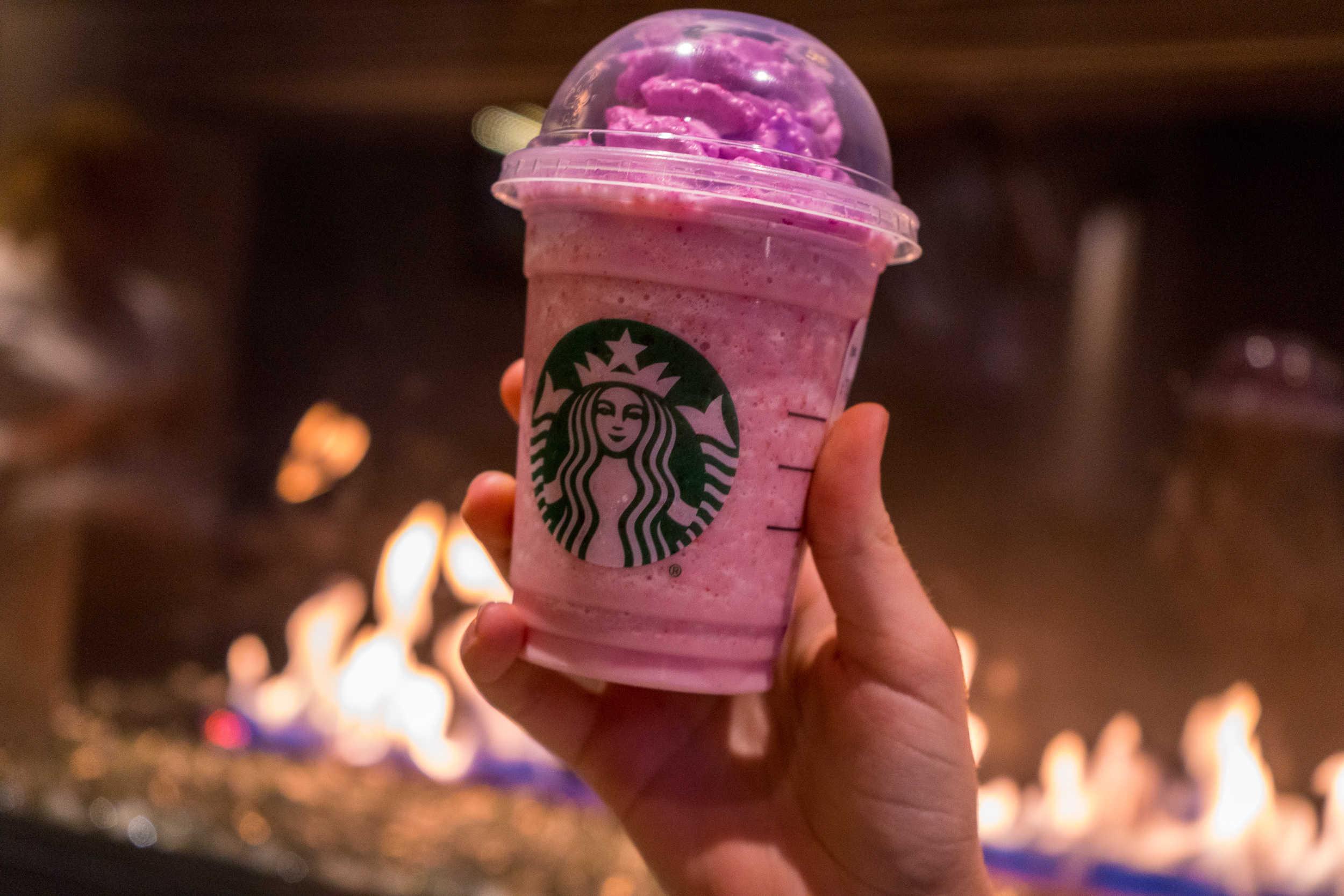 Starbucks offers Disney Springs-exclusive drink