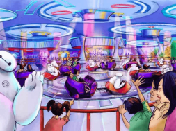 Big Hero 6 attraction coming to Tomorrowland