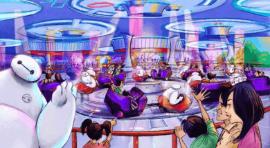 Big Hero 6 attraction coming to Tomorrowland