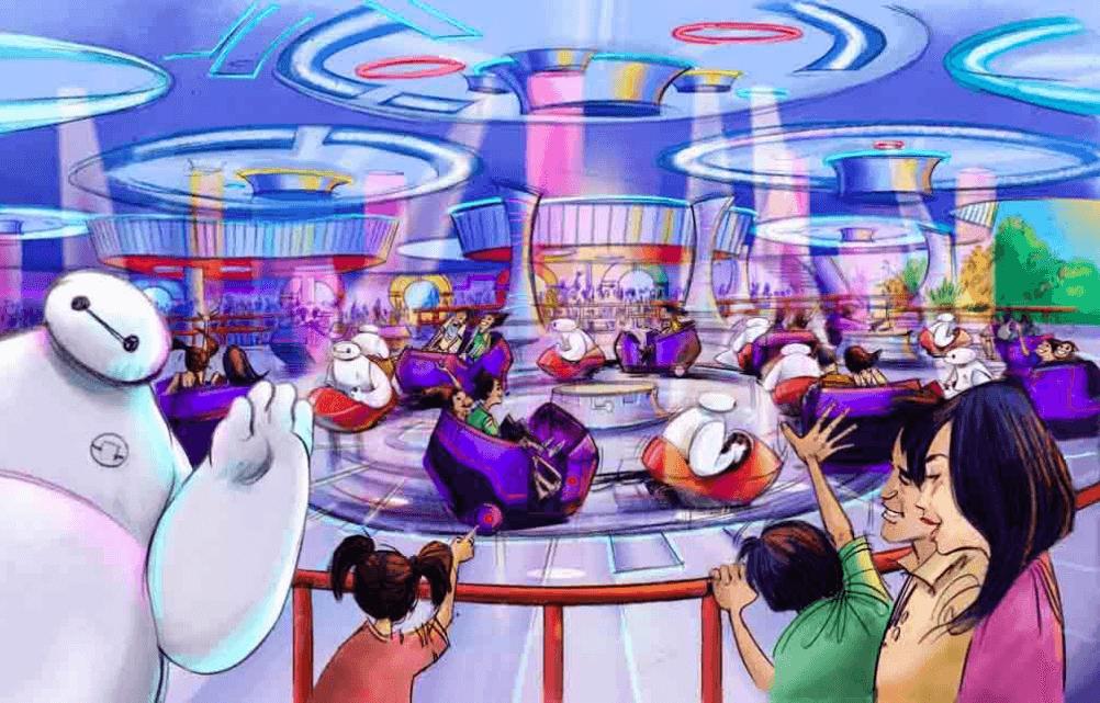 Tokyo Disney Resort breaks ground on massive expansion
