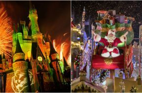 Walt Disney World Halloween & Christmas Parties