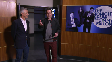 Jimmy Fallon & Mark Woodbury tour Race Through New York Starring Jimmy Fallon