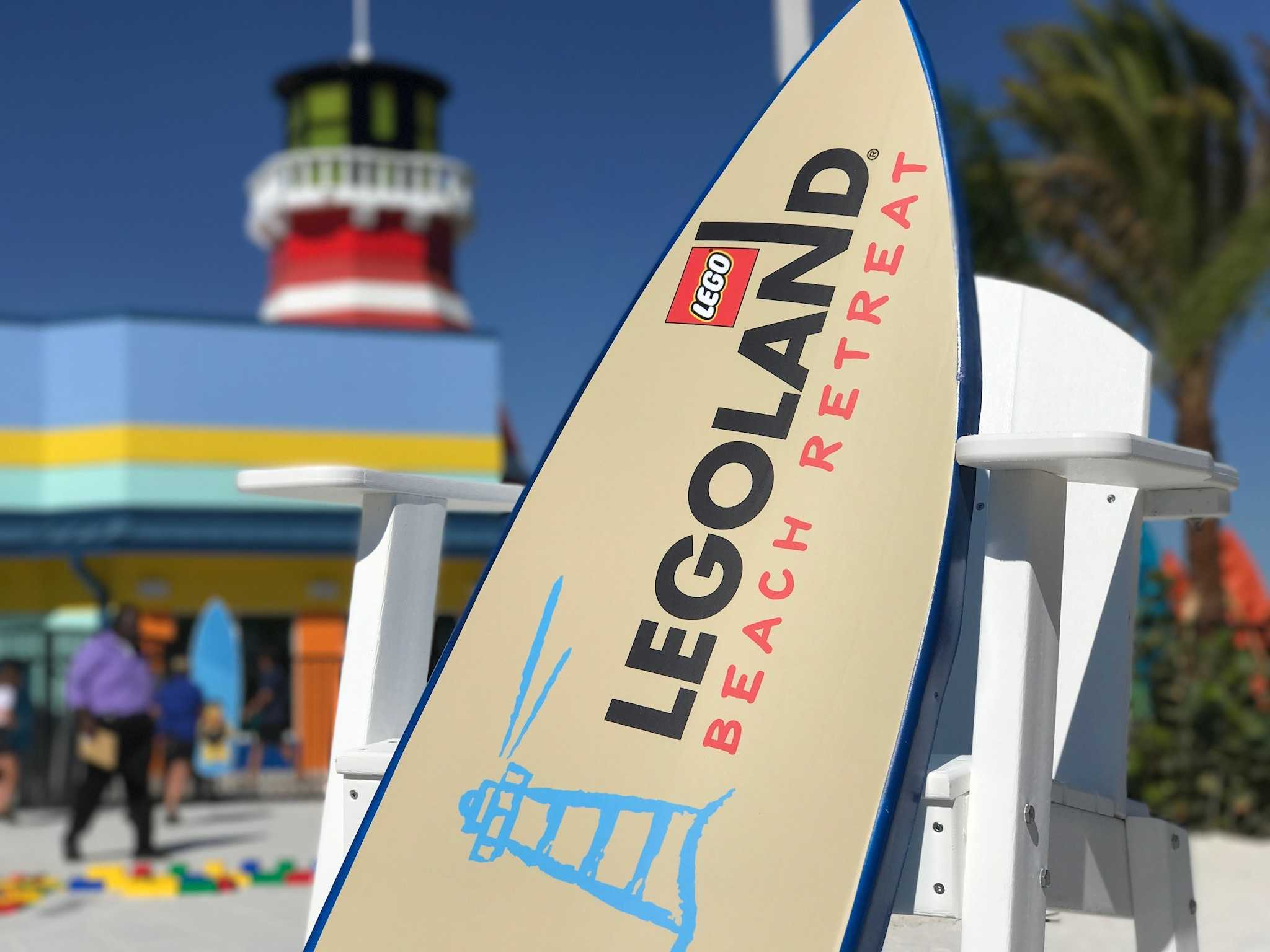 LEGOLAND Beach Retreat officially opens at LEGOLAND Florida Resort