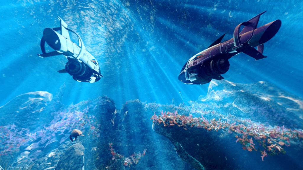 Kraken Unleashed's volcano climb