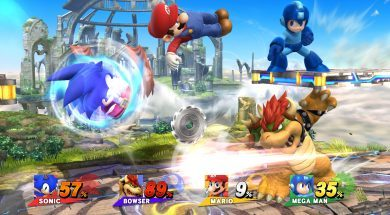 Nintendo's Super Smash Bros. videogame series