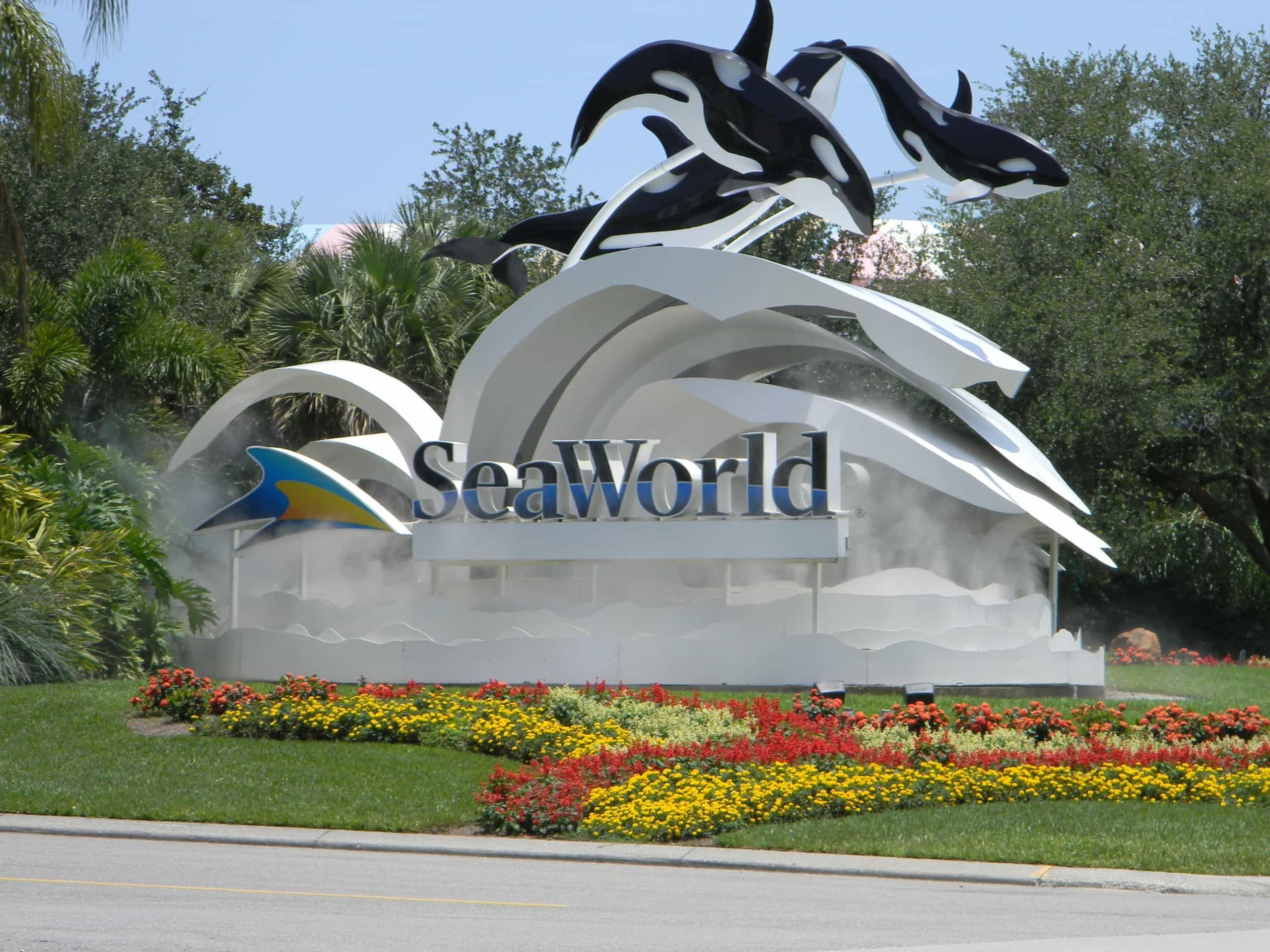 SeaWorld being investigated by the Department of Justice