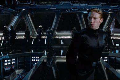 Star Destroyer bridge from Star Wars The Force Awakens