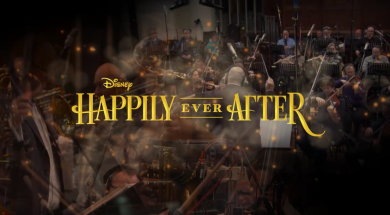 "Walt Disney World details the score and soundtrack for ""Happily Ever After"""