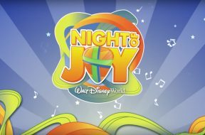 Night of Joy at Walt Disney World Resort