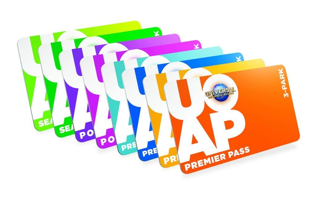 Universal Orlando annual and seasonal passes