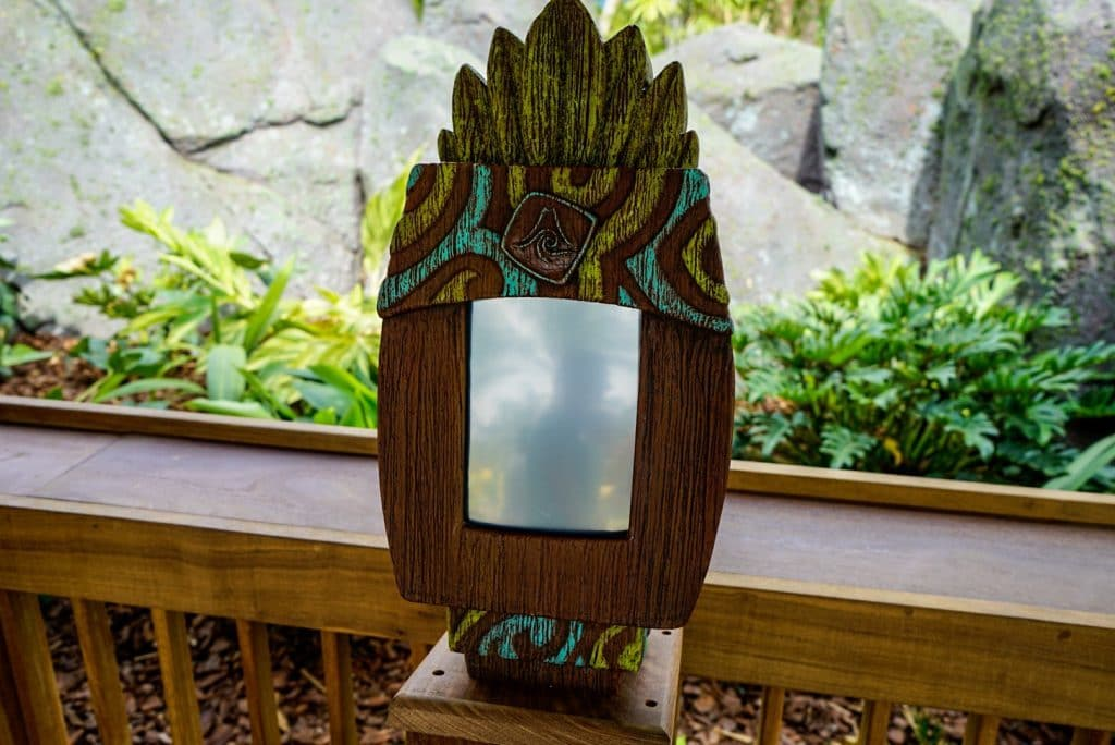 Cabana GET tablet at Universal's Volcano Bay