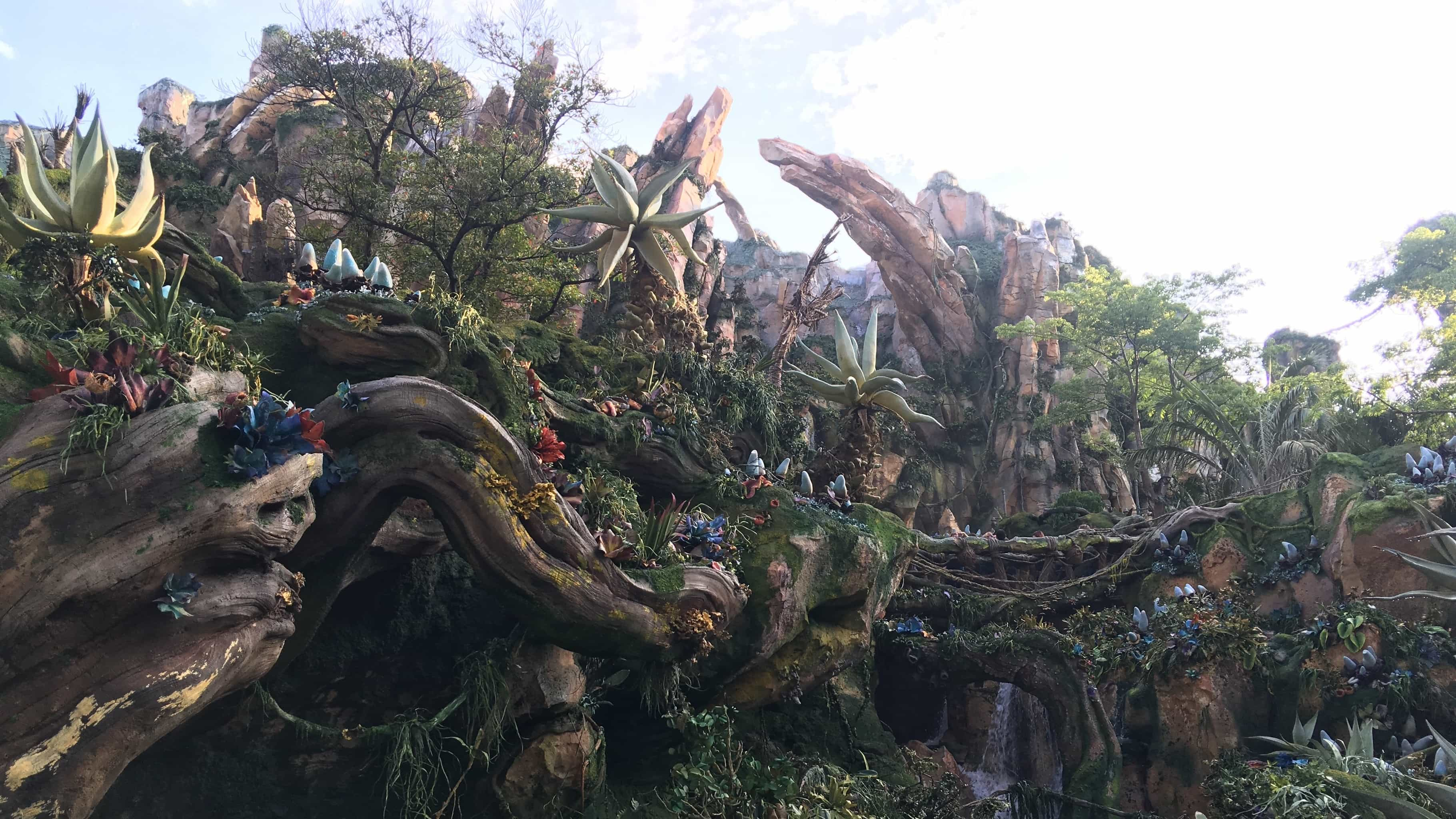 Preview the five senses of Pandora: The World of Avatar