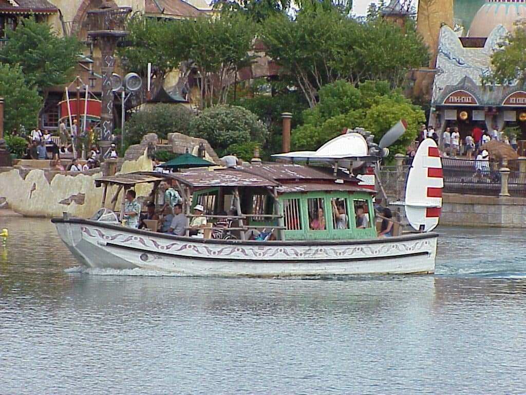 Island Skipper Tours at Islands of Adventure