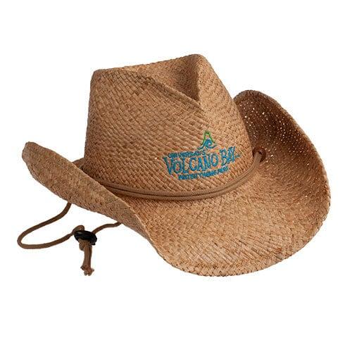 Straw hat - Universal's Volcano Bay merchandise
