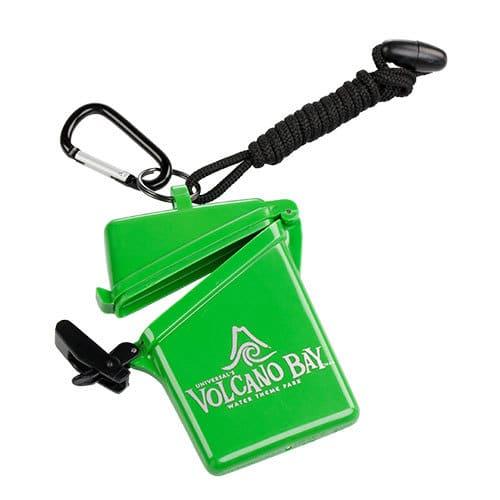 Dry Box ($9.95) - Universal's Volcano Bay merchandise