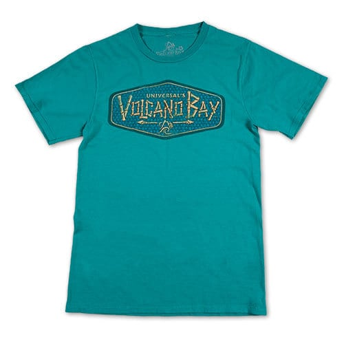 Enchanted Waters Adult T-Shirt ($27.95) - Universal's Volcano Bay merchandise