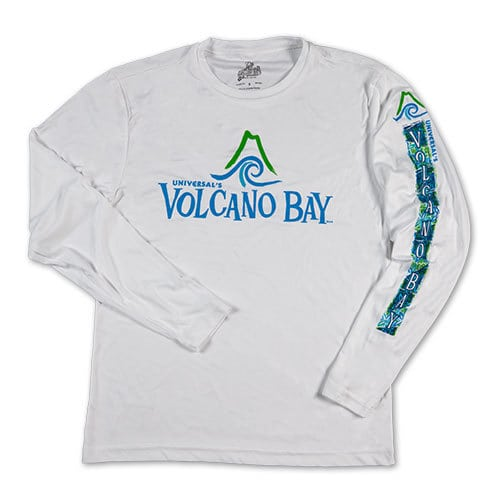 Volcano bay merchandise available now for South bay t shirts