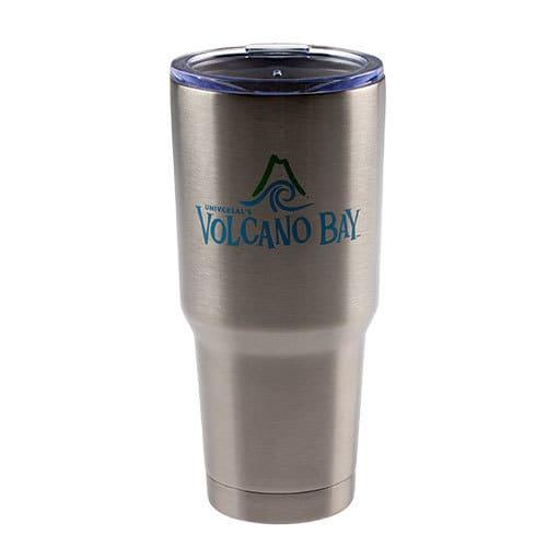 Volcano Bay Travel Tumbler ($29.95) – Universal's Volcano Bay merchandise