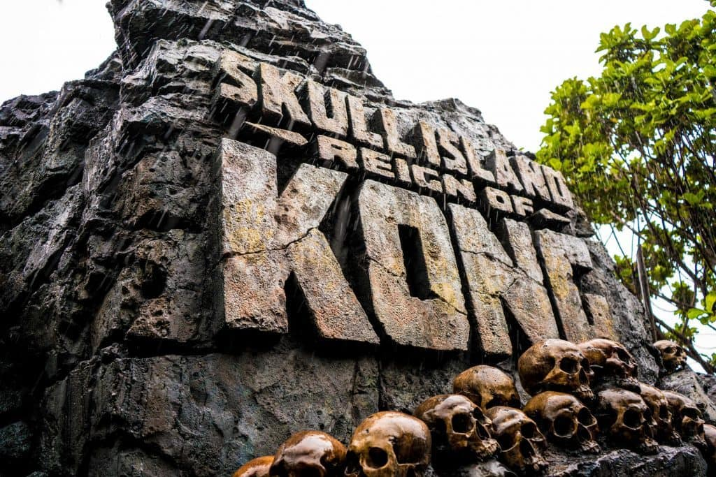 Skull Island Reign of Kong at Islands of Adventure