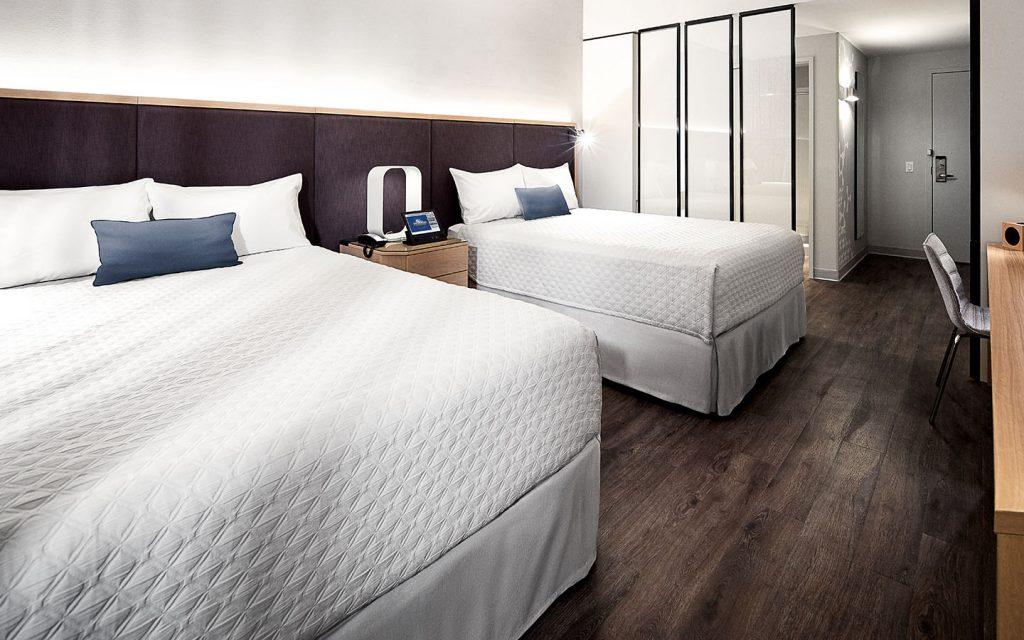Standard room at Aventura Hotel at Universal Orlando Resort