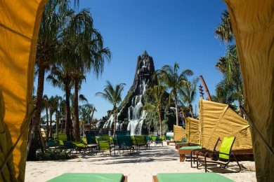 Premium Seating at Universal's Volcano Bay