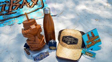 Volcano Bay tiki merchandise