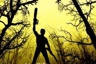 Ash vs Evil Dead at Universal's Halloween Horror Nights