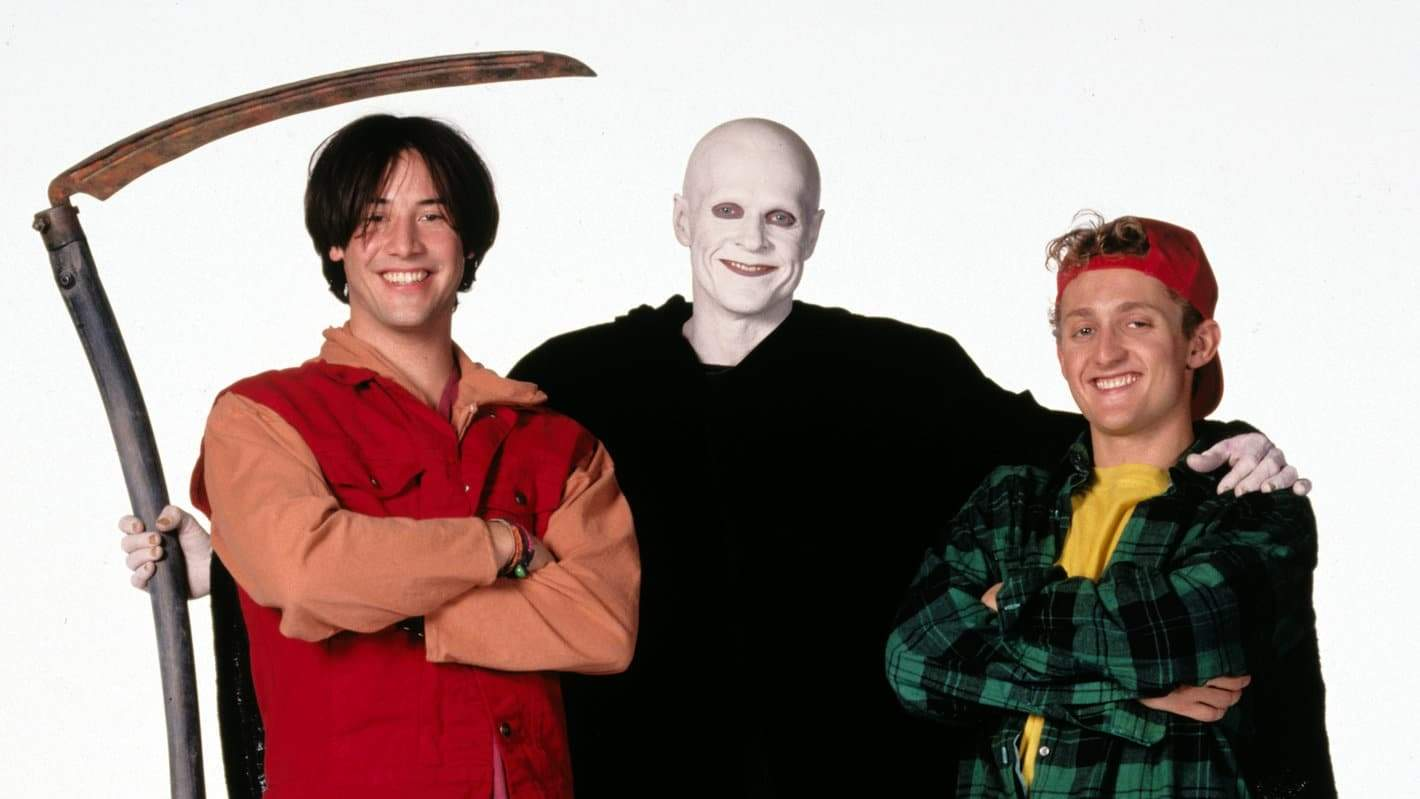 Halloween Adventure.In Depth Analysis Last Year For Bill Ted S Excellent Halloween
