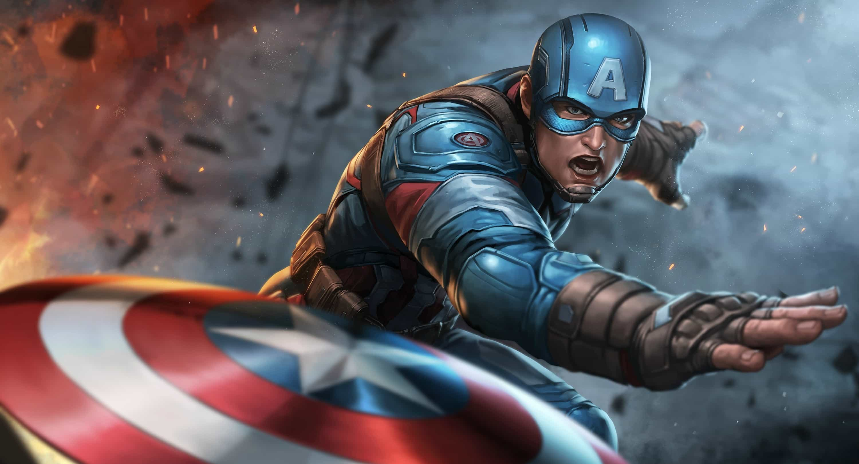 Disney looking into a Captain America experience and a new boutique hotel?