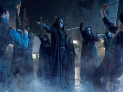 Death Eaters Attack at Universal Studios Japan