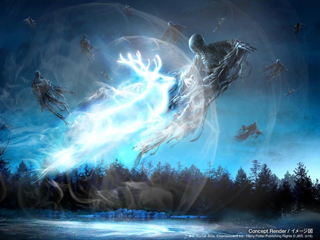 Dementors Attack at Universal Studios Japan