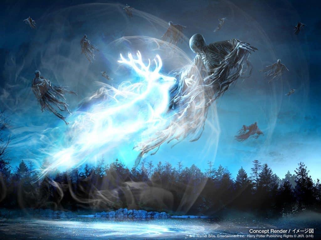 Dementors Attack at Universal Studios Japan