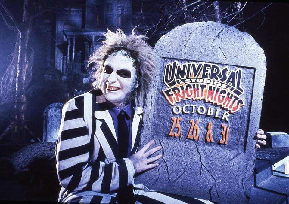 Fright Nights 1991 at Universal Studios Florida