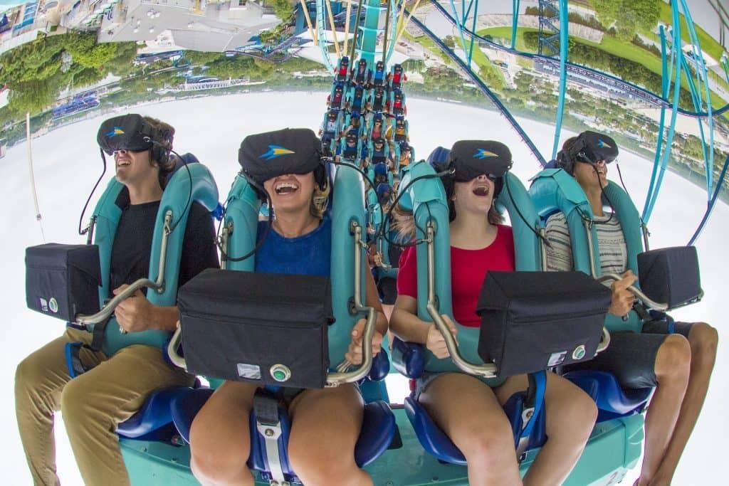 Kraken Unleashed at SeaWorld Orlando