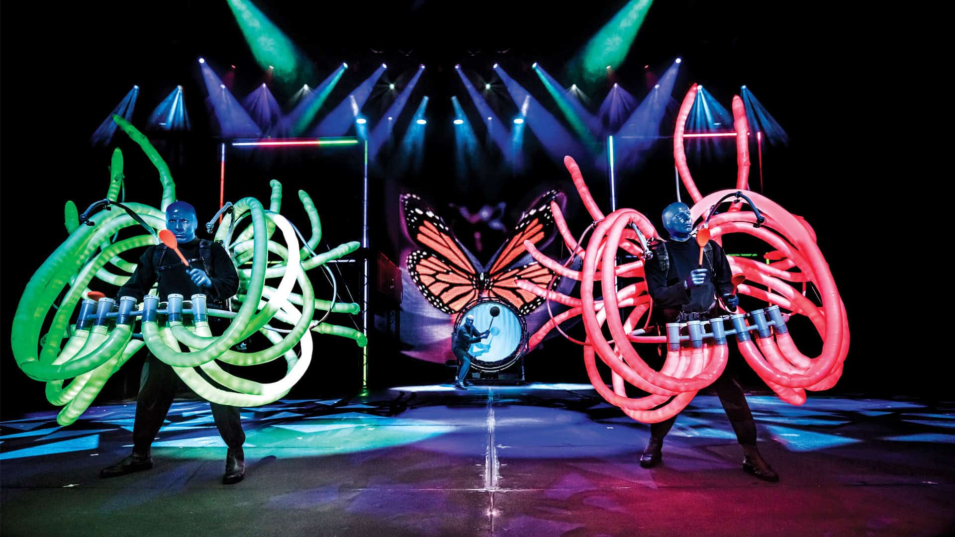 Cirque du Soleil buys Blue Man Group & changes Orlando's future
