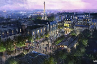 Ratatouille Attraction coming to Epcot