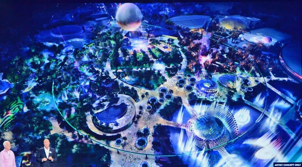 15 new additions to Disney World by 2021