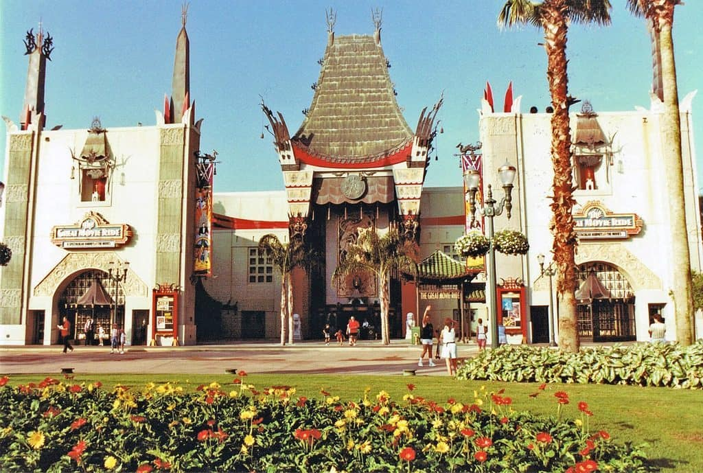 The Great Movie Ride at Disney-MGM Studios