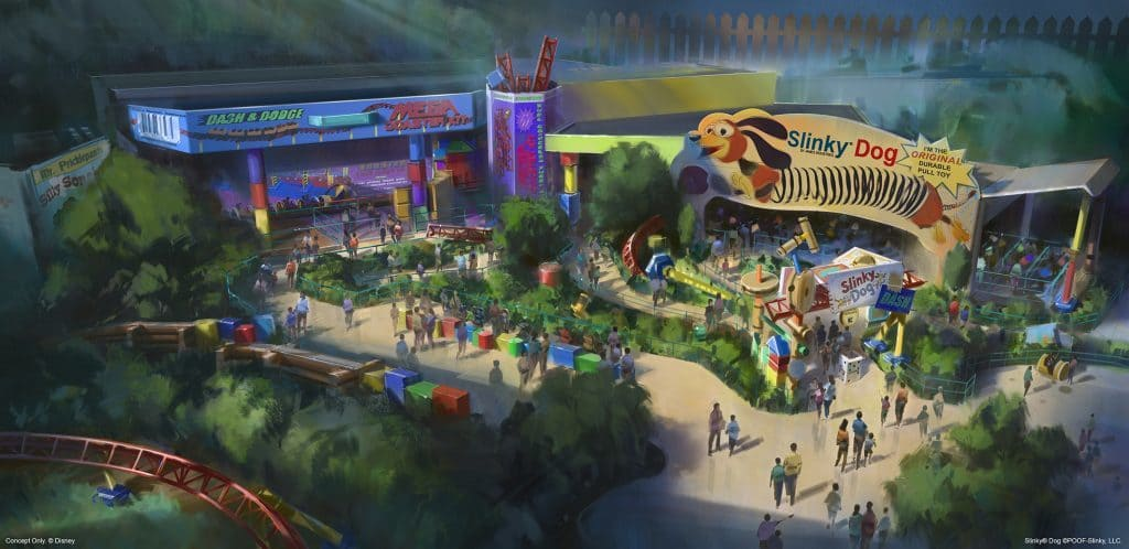 Toy Story Land coming summer 2018 to Disney's Hollywood Studios