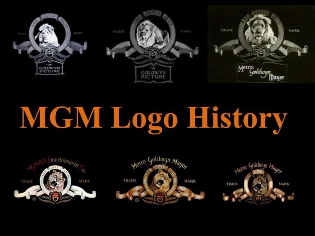 MGM Studios logo history
