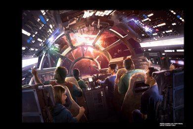 Star Wars: Galaxy's Edge conceptual art