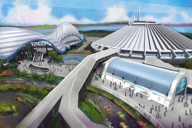 Tron Coaster coming to Disney's Magic Kingdom