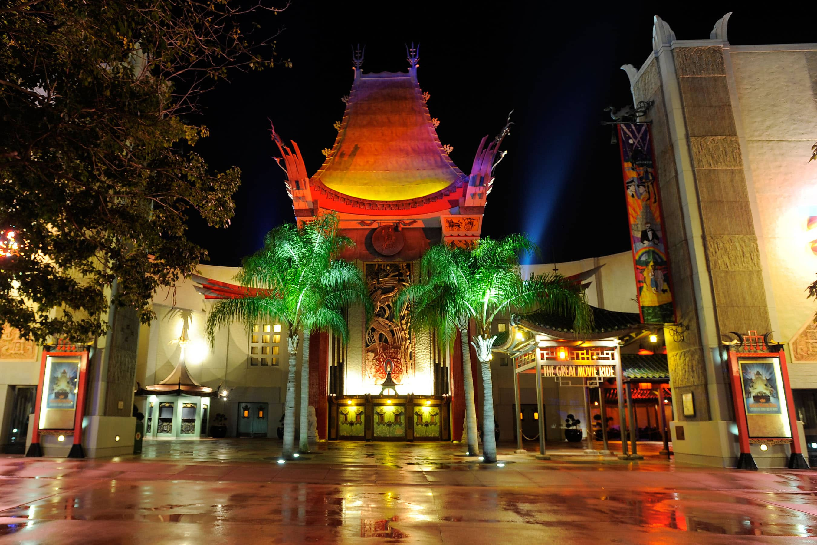 The Great Movie Ride closing soon at Disney's Hollywood Studios?