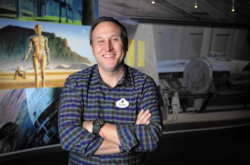 Walt Disney Imagineering's Scott Trowbridge Star Wars Land