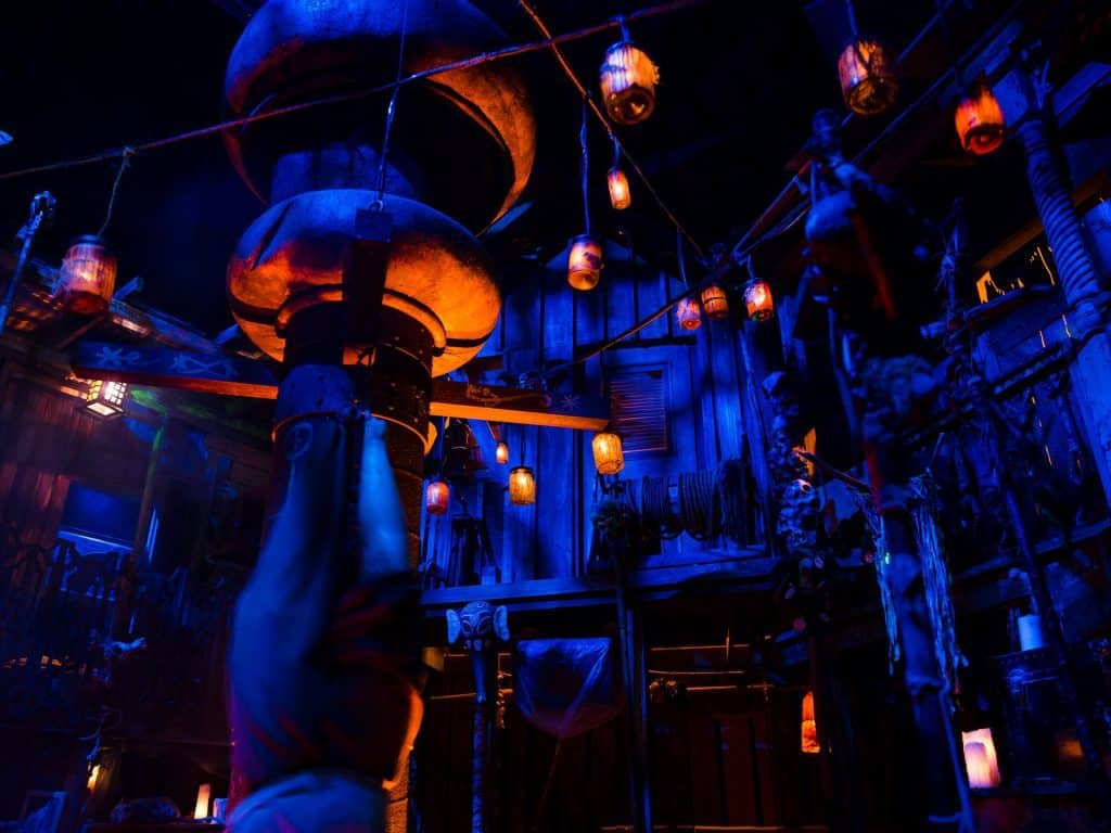 dead waters at universal orlandos halloween horror nights 2017 - Price Of Halloween Horror Nights