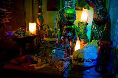 Dead Waters at Universal Orlando's Halloween Horror Nights 2017